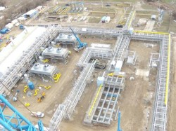 Gas Optimisation & Deliveries Project, Bulbuceni/Romania