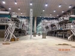 Machine Floor, Montes del Plata/Uruguay