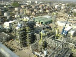 FCC Unit, OMV-Petrom, Petrobrazi/Romania